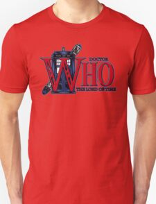 The Legend of Who - Shirt Design T-Shirt