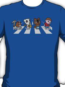 Animals Crossing T-Shirt