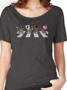 Animals Crossing Women's Relaxed Fit T-Shirt