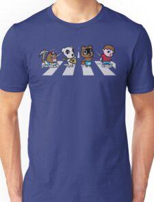 Animals Crossing Unisex T-Shirt