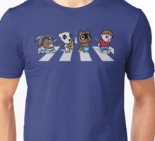Animals Crossing Unisex T-Shirt