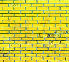 Yellow bricks by ak4e