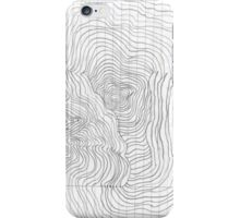 Texture Stump iPhone Case/Skin