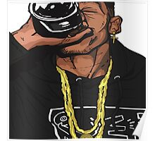 hip-hop|Gangster|Drunk Poster