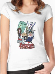 Adventure Time-Lord Generation 12 Women's Fitted Scoop T-Shirt