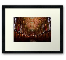Have Faith In Me Framed Print