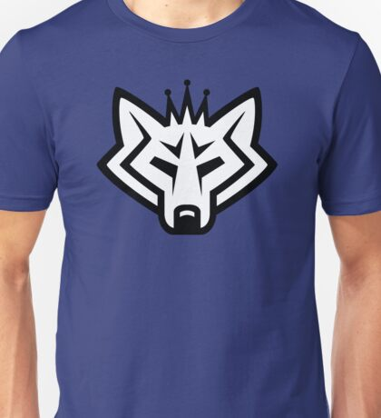 NSL Crown Wolf Unisex T-Shirt