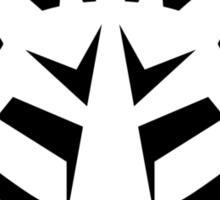NSL Crown Wolf Sticker