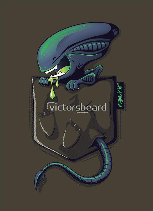 Xeno-pocket by victorsbeard