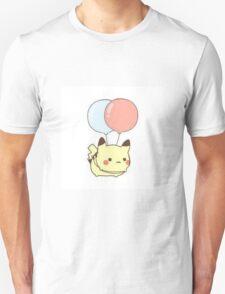 Flying Pikachu  T-Shirt