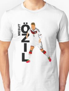 Mesut Özil (Ozil) - Minimalistic Design #1 Unisex T-Shirt