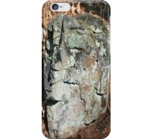 Stone Head iPhone Case/Skin