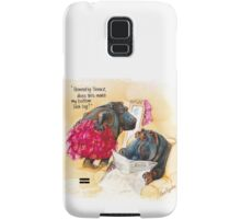 Does it make me look fat? Samsung Galaxy Case/Skin