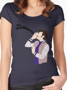 The WooOorst Women's Fitted Scoop T-Shirt