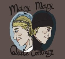 mary mary by hungry-hobbit