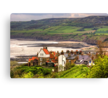 First view of Robin Hood's Bay Canvas Print