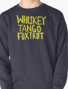 Whiskey Tango Foxtrot - Color Edition T-Shirt