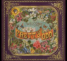 Panic! At The Disco - Pretty. Odd. (Album Cover) by A Gouthro