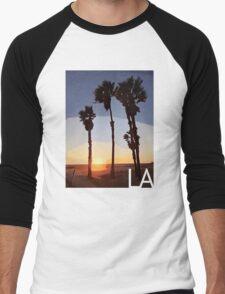 Santa Monica Palms Men's Baseball ¾ T-Shirt