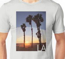 Santa Monica Palms Unisex T-Shirt