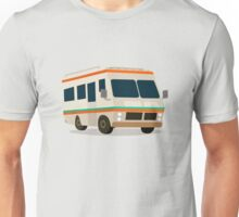 Vintage RV camper cartoon Unisex T-Shirt