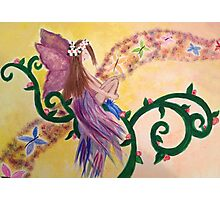 Precious Moment Fairy  Photographic Print