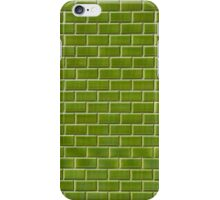 Portuguese glazed tiles iPhone Case/Skin