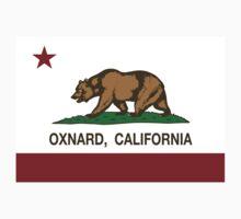 Oxnard California Republic Flag  Kids Clothes