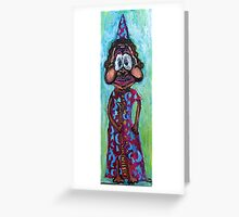 Heavenly Mother 2 Greeting Card