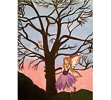 The Love Fairy  Photographic Print