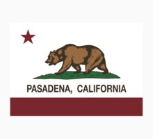Pasadena California Republic Flag  Kids Clothes