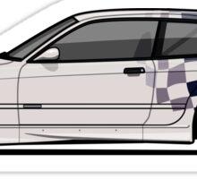 BMW 3 Series E36 M3 GTR Coupe Touring Car Sticker