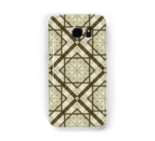 Geometric Abstract Background Samsung Galaxy Case/Skin