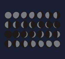 Lunar Calendar by lucid-reality