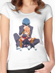 Toradora Women's Fitted Scoop T-Shirt