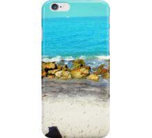 Beach View iPhone Case/Skin