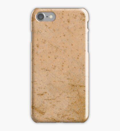 Suede background iPhone Case/Skin