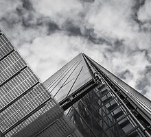 Zigzag ~ The Shard, London by Luke Griffiths