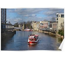 The Ouse. Poster