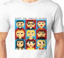 Buffy 8-Bit Unisex T-Shirt