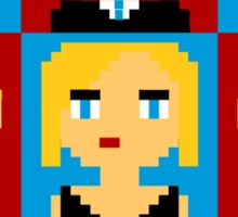 Buffy 8-Bit Sticker