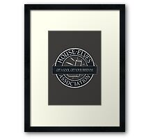 House-elves Association Framed Print