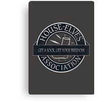 House-elves Association Canvas Print