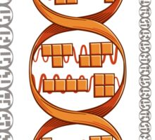 Gaming DNA Sticker