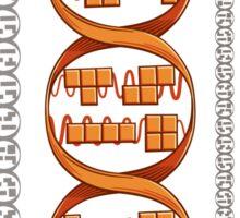 Gaming DNA Sticker