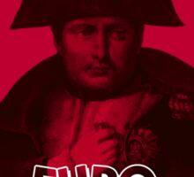 Euro Gamedays 2014 - Red Sticker