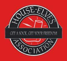 House-elves Association Kids Tee