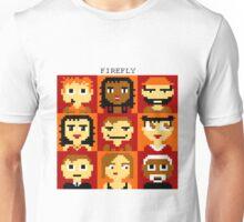 Firefly 8-Bit Unisex T-Shirt