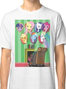 My dead ponnies Classic T-Shirt
