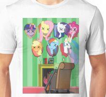 My dead ponnies Unisex T-Shirt